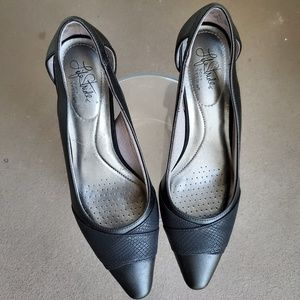 Life Stride Shoes - Comfortable Work Heels